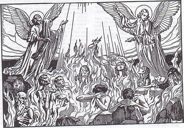 catholic essays purgatory Purgatory is the only thing that makes any sense  the catechism of the catholic church puts it this way:  (see essay on justification).